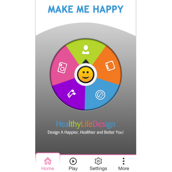 Make Me Happy App
